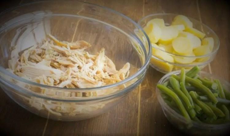 eastern chicken salad