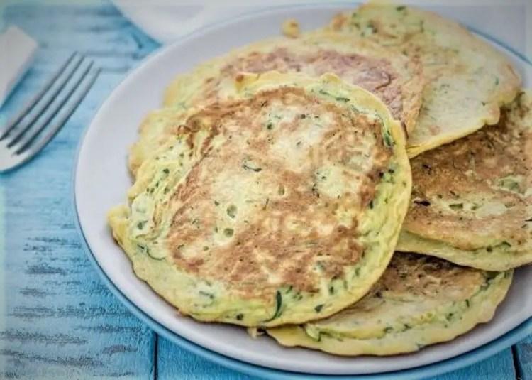 low-calorie pancakes