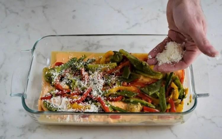 Lasagna without bechamel
