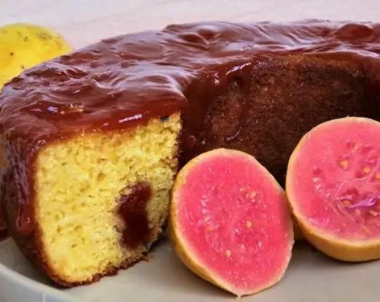 Guava syrup recipe