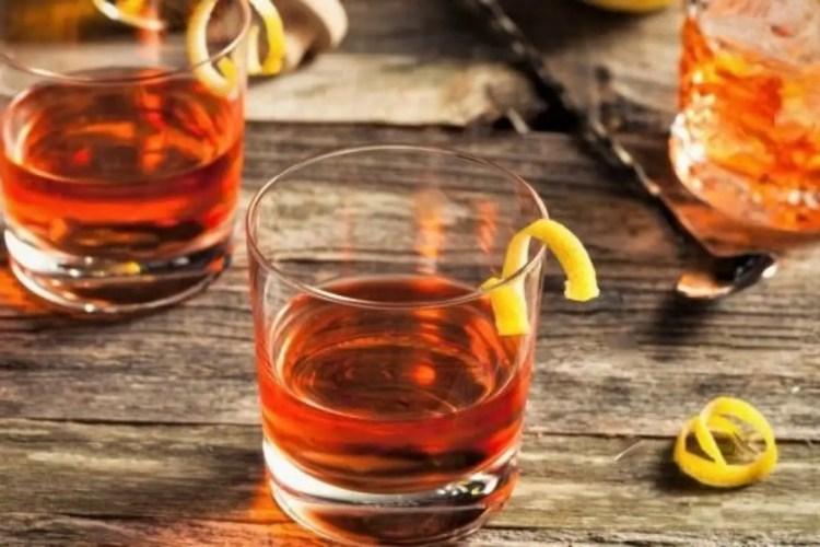 Sazerak cocktail