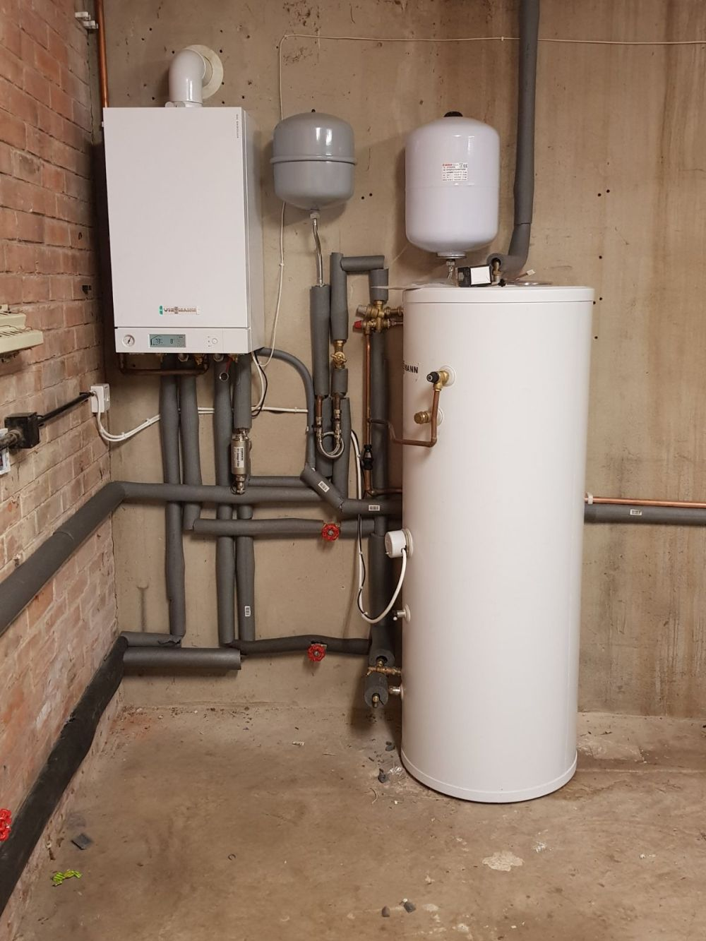 medium resolution of average installation cost for conversion from sealed system boiler to new condensing combi boiler