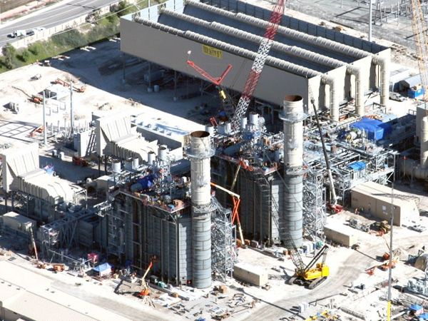 L92 completes work on Otay Mesa generating project  International Brotherhood of Boilermakers