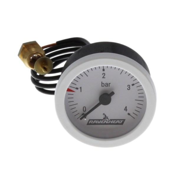 Ravenheat Pressure Gauge 5027055