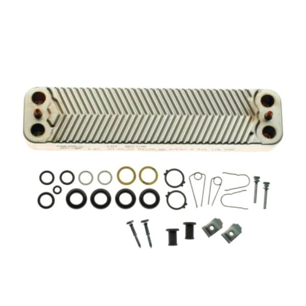 Worcester 12 plate Heat Exchanger 87161066860