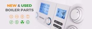 Boiler Parts Homepage Header