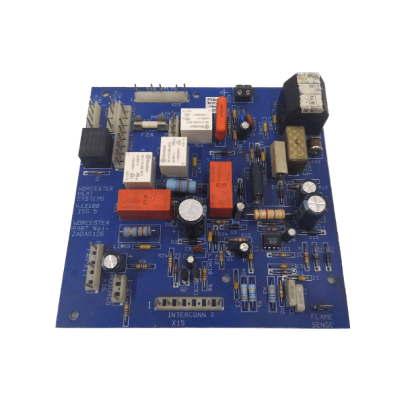 Worcester 87161463070 PCB