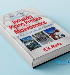 all in one manual of industrial piping practice and maintenance book [ 1034 x 799 Pixel ]
