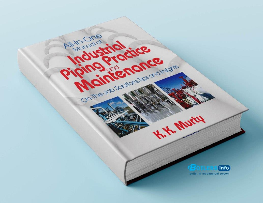 hight resolution of all in one manual of industrial piping practice and maintenance book