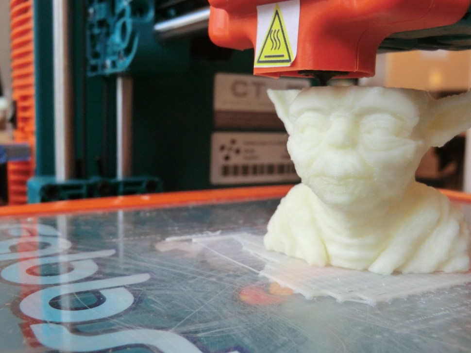 How 3D printing will rebuild reality