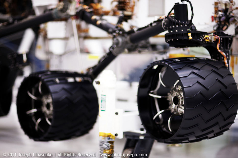 mars rover wheels design - photo #12