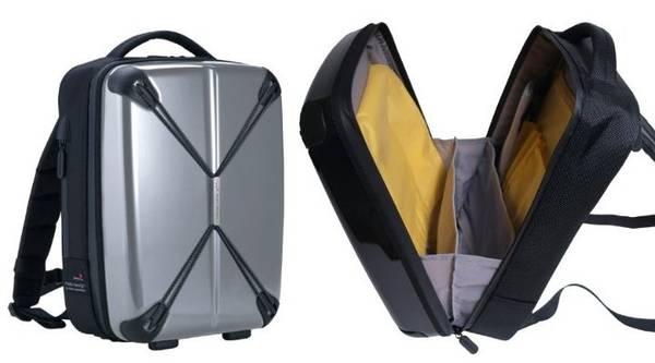 Hideo Wakamatsu Super Hybrid Gear Ii Awesome Road Warrior Travel Backpack Boing Boing
