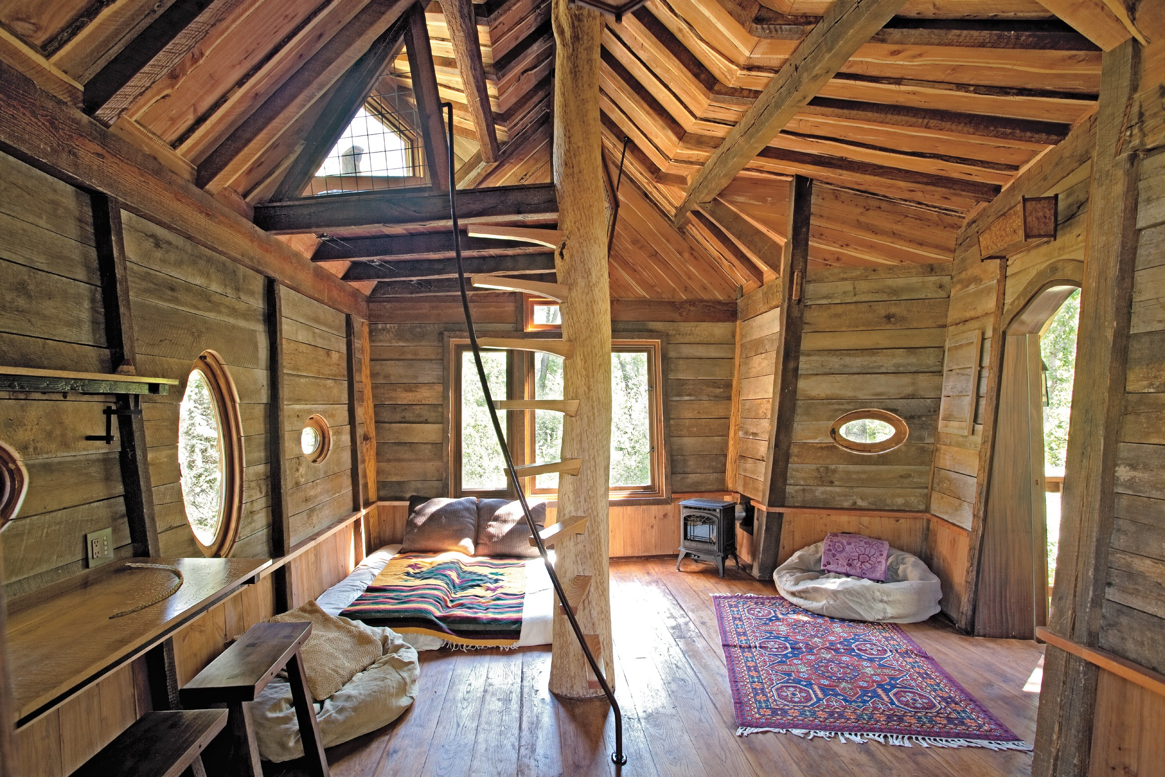 Tiny Homes By Lloyd Kahn Exclusive Image Gallery
