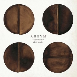 The Kronos Quartet Aheym