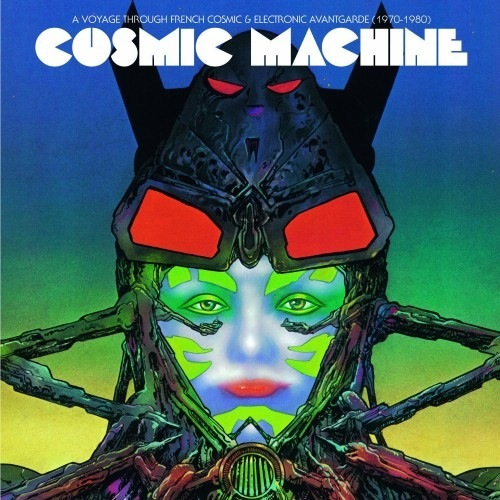 Cosmic Machine: deeply groovy 1970s French electronic music