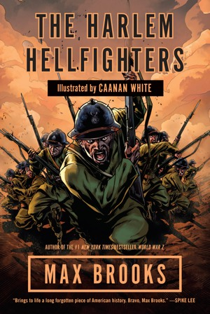 My favorite history comic books, by Max Brooks, author of