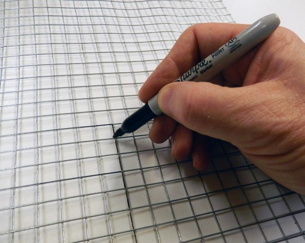 marking grid