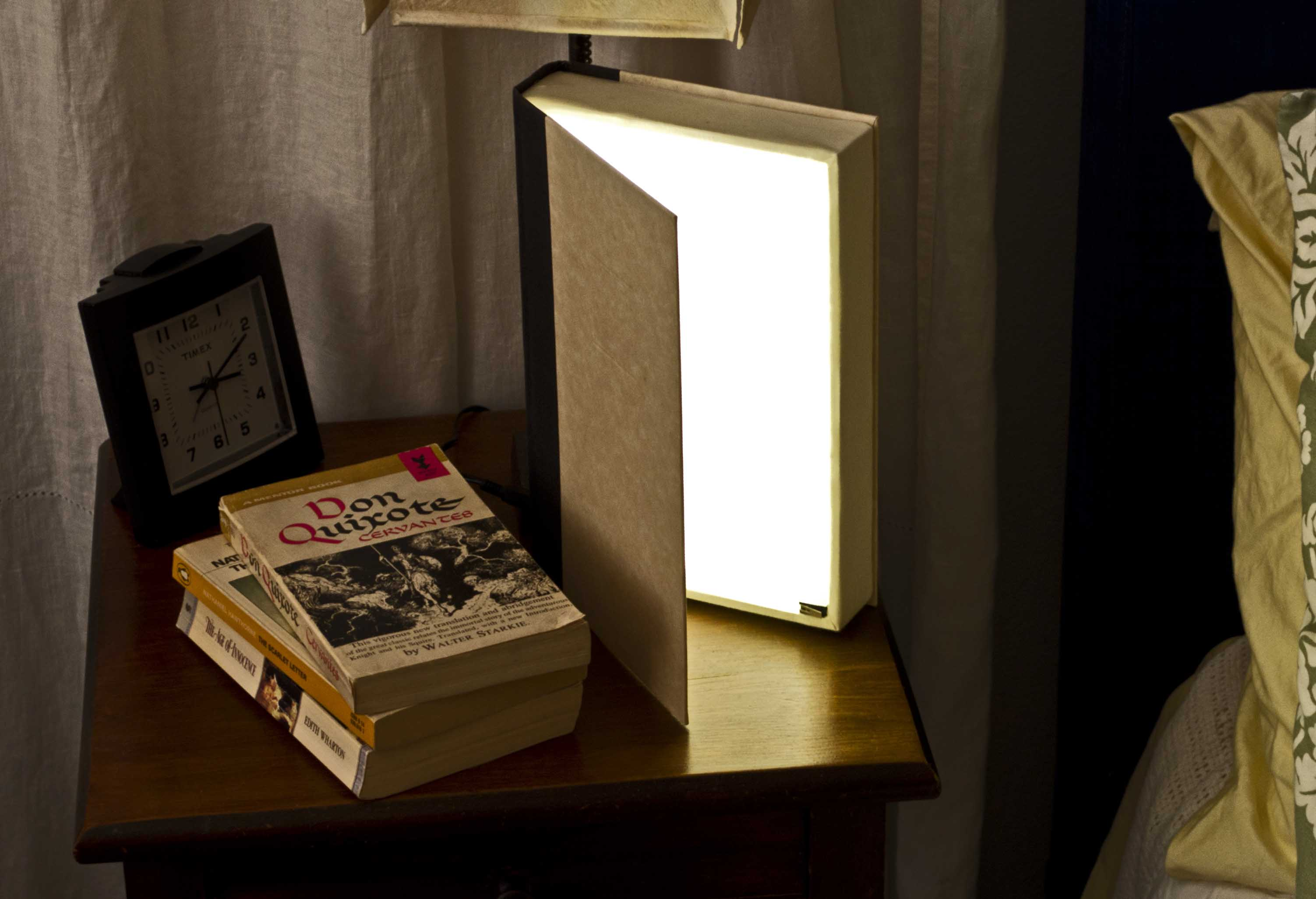 Book Painting Light