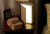 Make your own: Hardback Reading Light