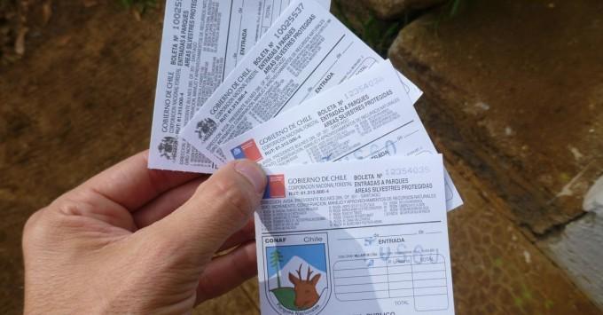Tickets to Rapa Nui National Park