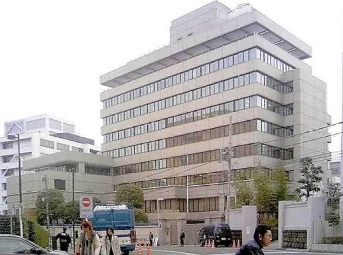 Headquarters of the Chongryon in Japan, via Krebs on Security.