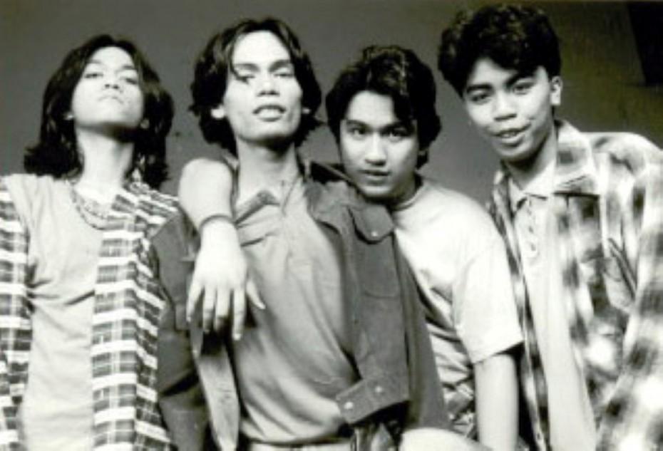 The Eraserheads.