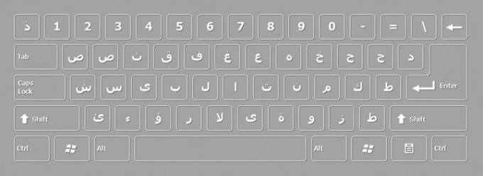 Arabic-keyboard