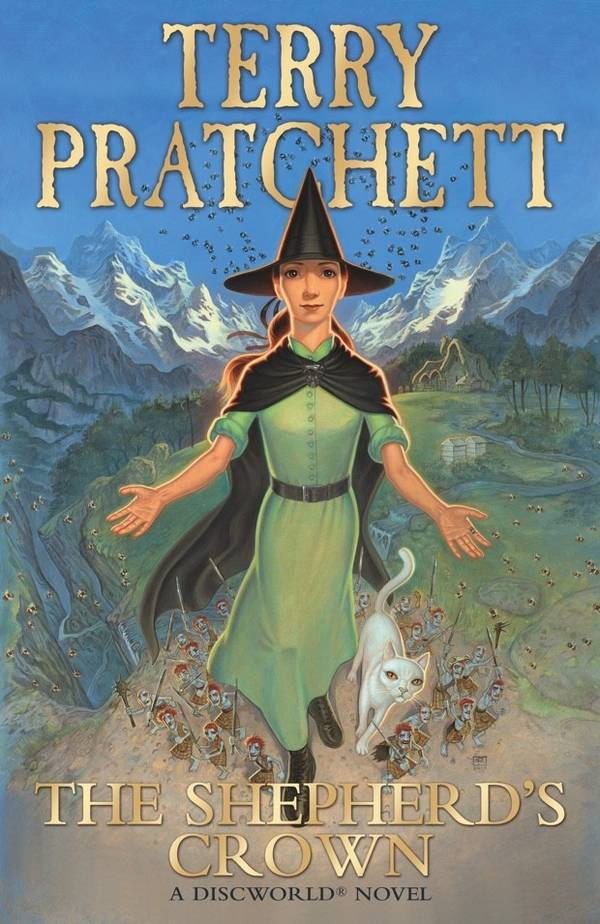 Terry Pratchett's daughter says she will not write or authorize more Discworld books