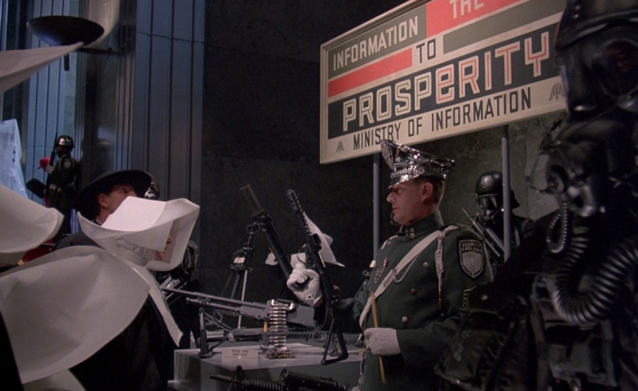 Image: scene from the movie Brazil, which this story reminds us of.