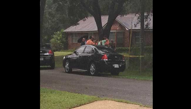 Homeland Security worker's triple homicide was blue moon
