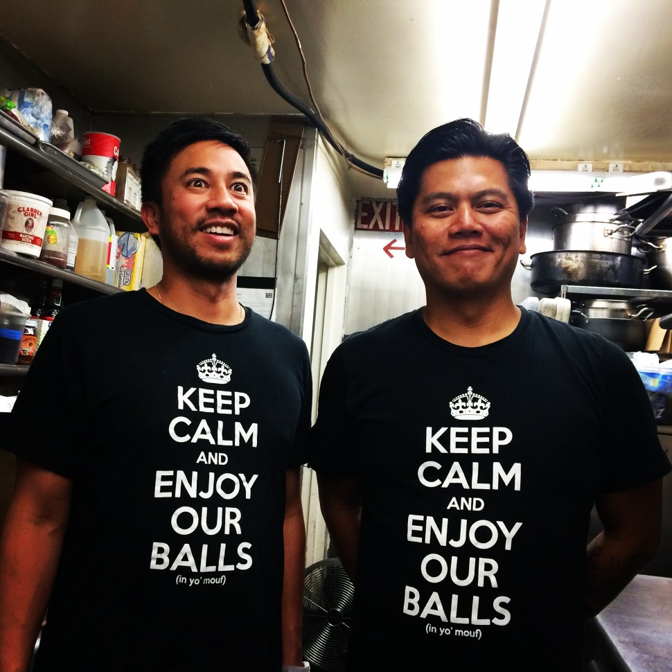 keep calm pair
