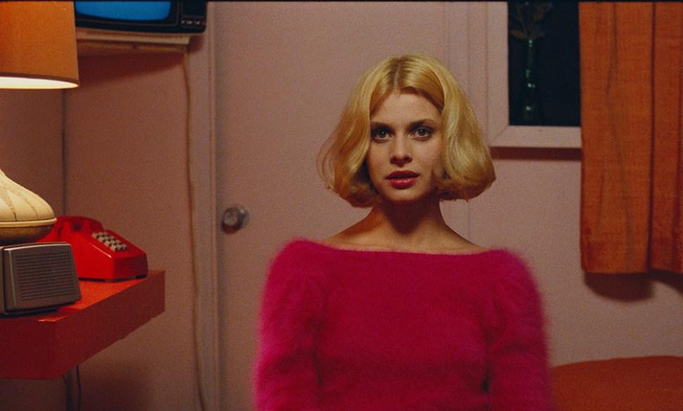 Nastassja Kinski as Jane in: Paris, Texas