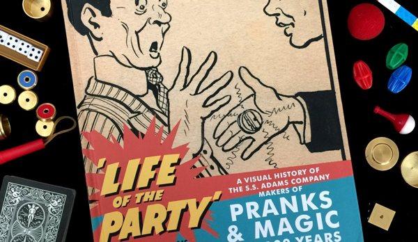 SS Adams Final Product Catalogue Tricks Gags Novelties /& Magic adams sale