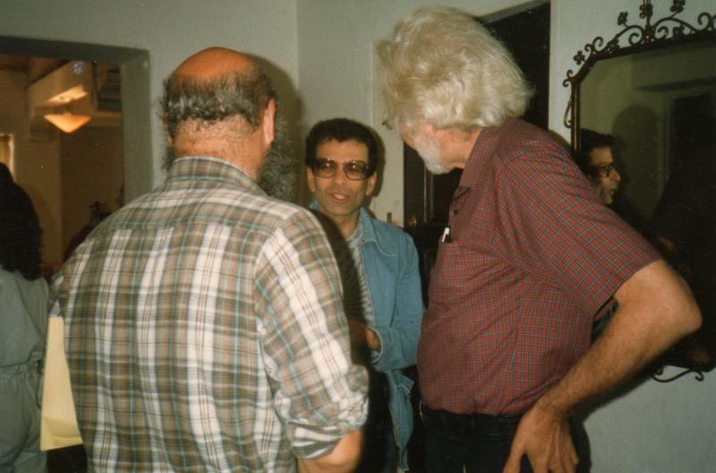 Andy Weil, Michael Horowitz, Sasha Shulgin