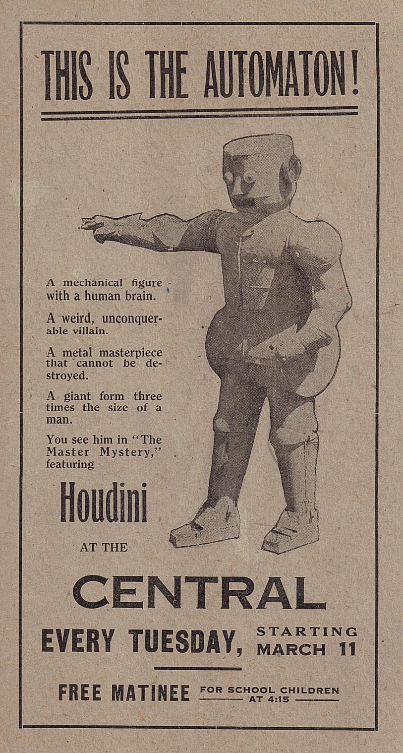 Q Newspaper Ad