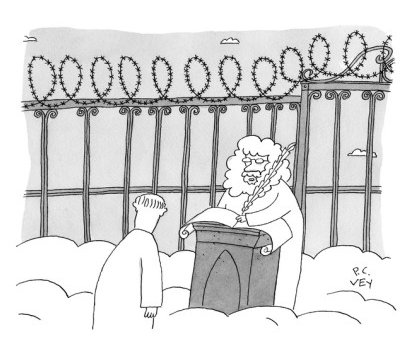 Pope Francis: atheists who follow their consciences will be welcome in Heaven | Boing Boing