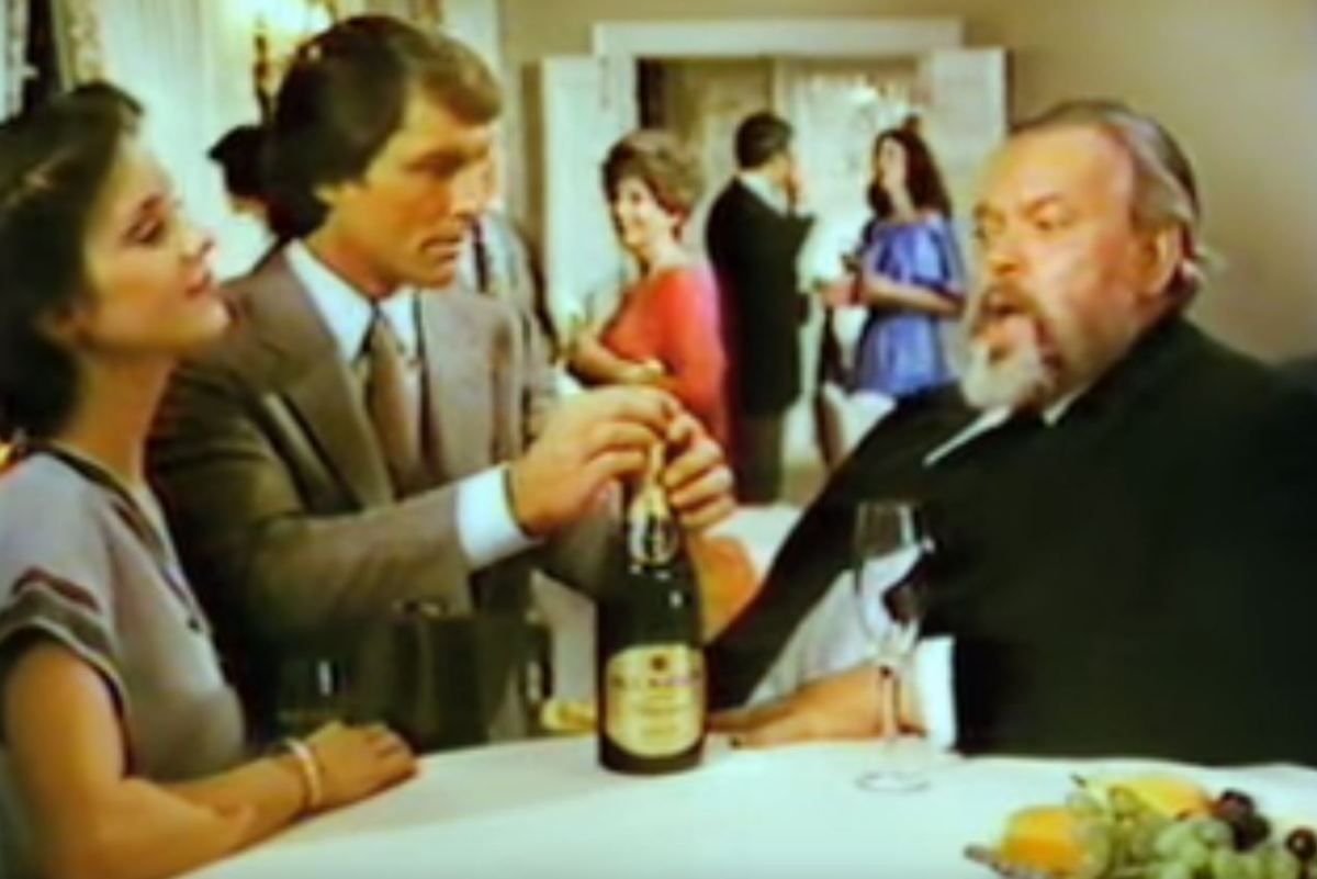 Outtakes from an Orson Welles wine commercial after he had drunk too much  wine | Boing Boing