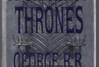 Original Game of Thrones cover