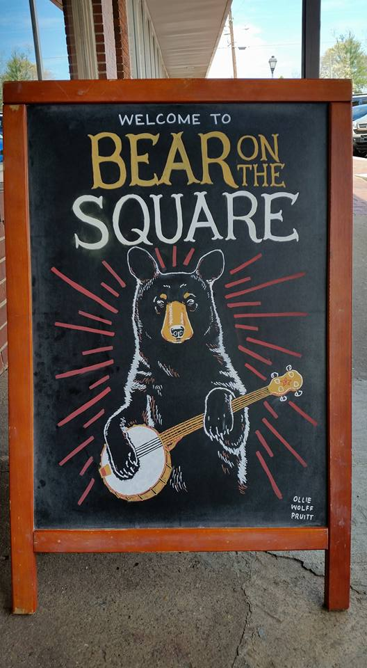 17 - Bear on the Square weekend