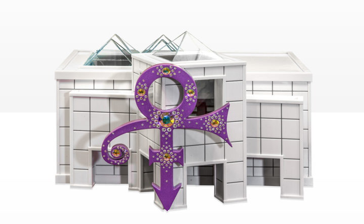 Prince's ashes rest in a 3D-printed urn shaped like his ...