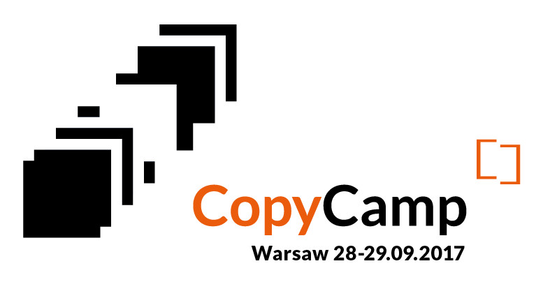 Copycamp is returning to Warsaw, and wants your papers on