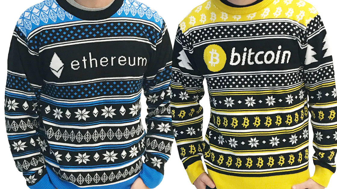 Ugly Cryptocurrency Sweaters Boing Boing