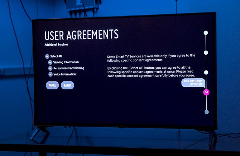 Your smart TV is trivial to hack and leaks your personal