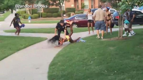 FEATURE: No criminal charges for McKinney, Tx. cop in pool