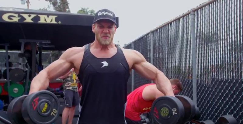 New documentary on elite athletes who went vegan   Boing Boing