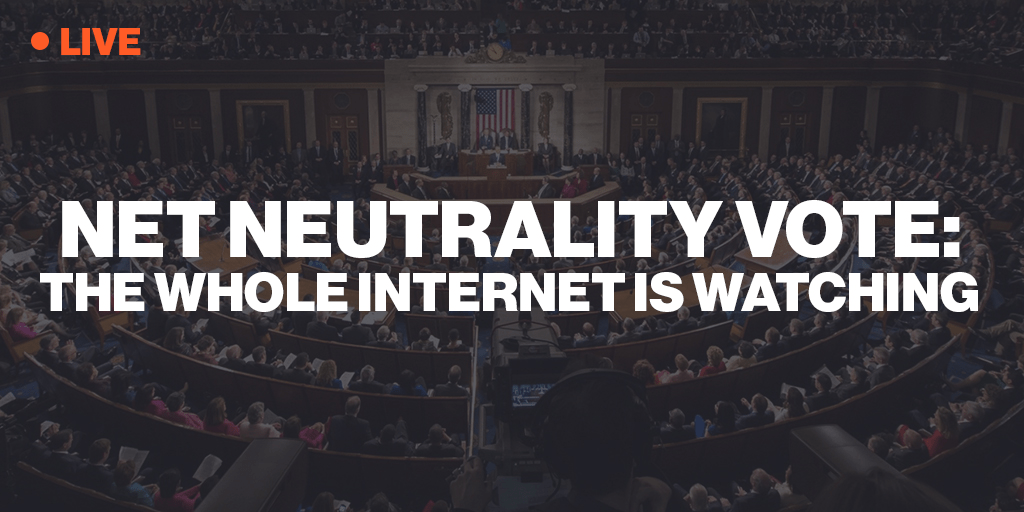 boingboing.net - Jason Weisberger - Key net neutrality vote Tuesday: The whole Internet is watching