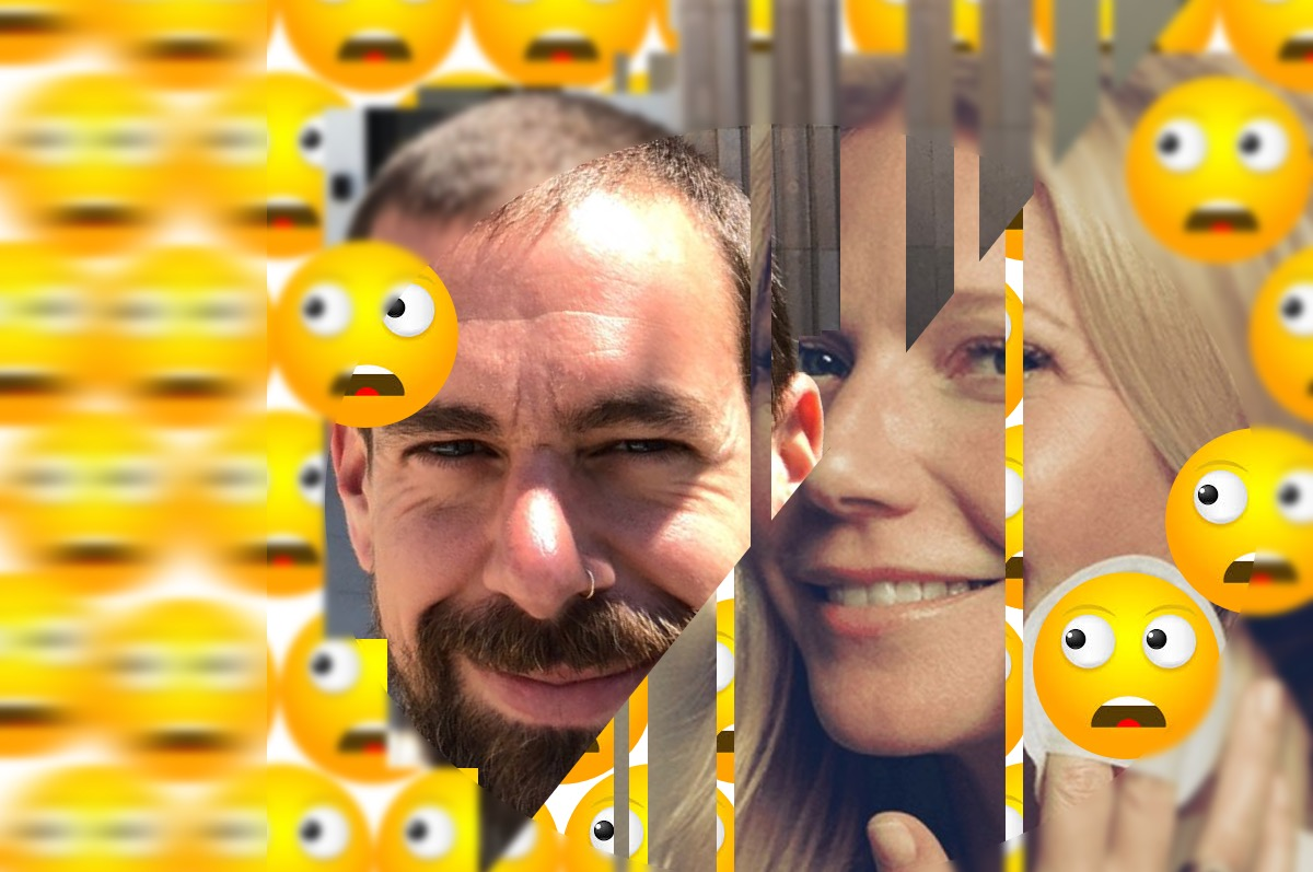 Jack Dorsey Lifestyle Guru Touted As Gwyneth Paltrow For Silicon Valley Boing Boing