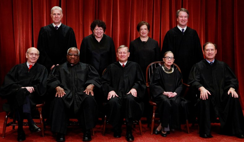 Supreme Court rejects church lockdown exemption