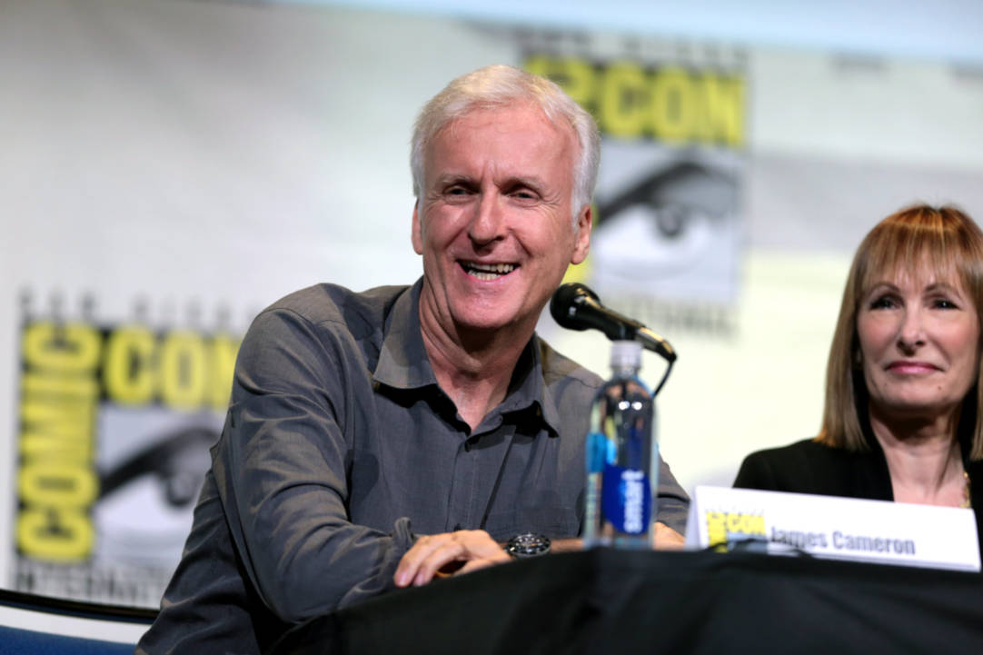 Photo of James Cameron
