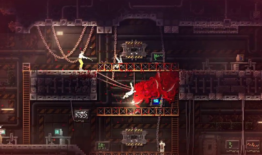 Play A The Thing Like Monster In This Free Demo Of Carrion Boing Boing
